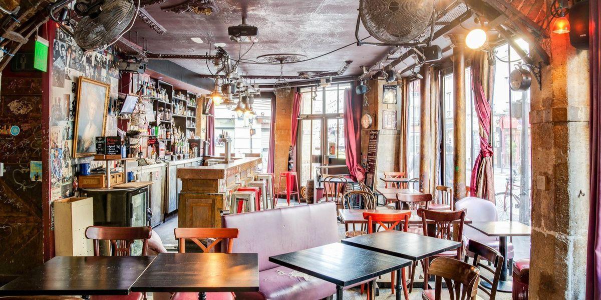 La Marquise Café 8