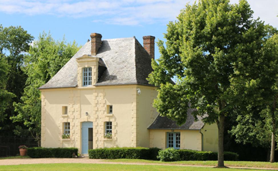 Château d'Andé Pavillon de Chasse