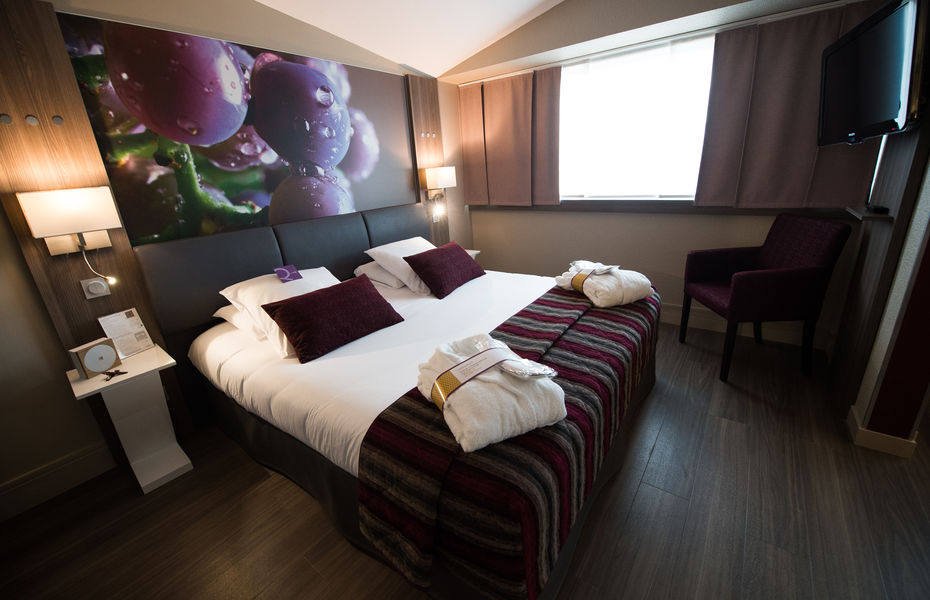 Mercure Beaune Centre **** Chambre Junior Suite