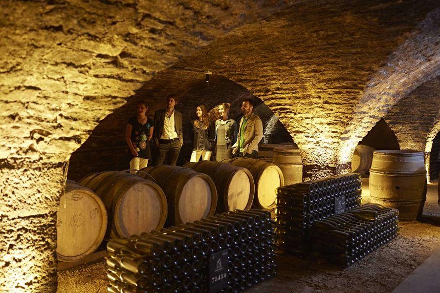 Mercure Beaune Centre **** Visite de cave et dégustation