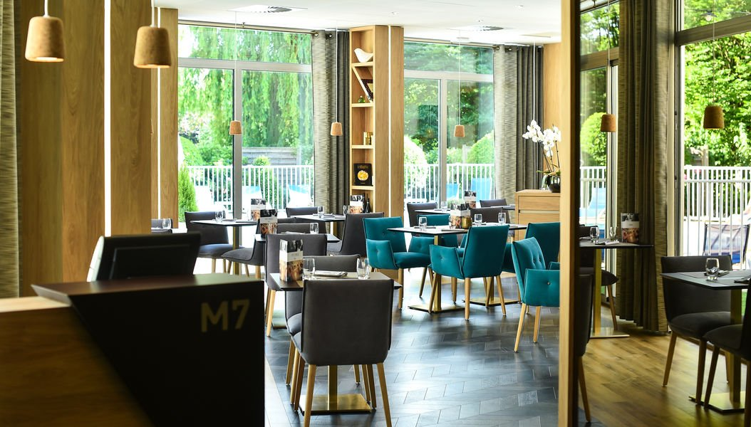 Mercure Beaune Centre **** M7 Restaurant