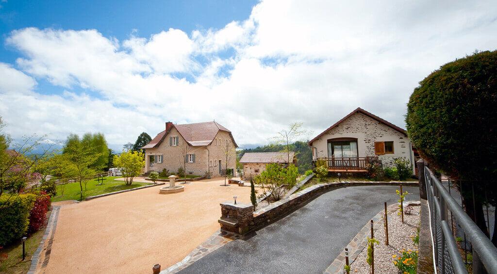 La Ferme du Cayla Un vrai petit hameau au charme typique