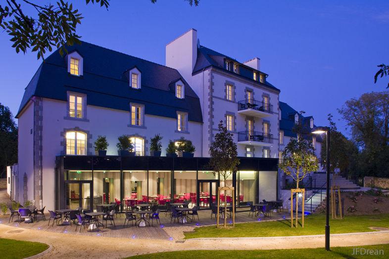 Le Domaine de Pont Aven ArtGallery Resort *** 4