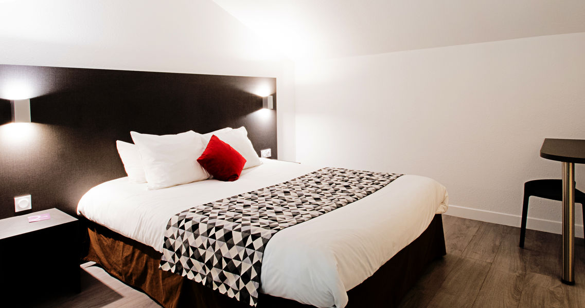 Hôtel Mercure Lyon L'Isle d'Abeau **** Chambre Duplex