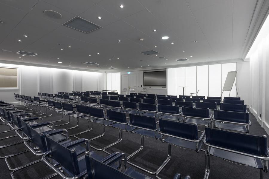 Centre International de Deauville L'une des 20 salles de réunion