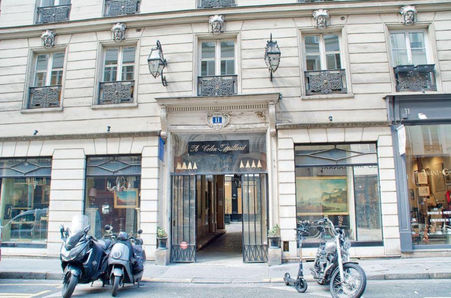 Le Loft Le Loft de Miromesnil - Façade Rue