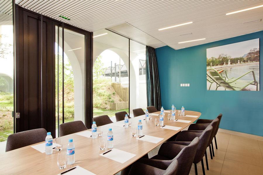 Residhome Paris – Gare de Lyon / Jacqueline de Romilly ***  Salle de réunion