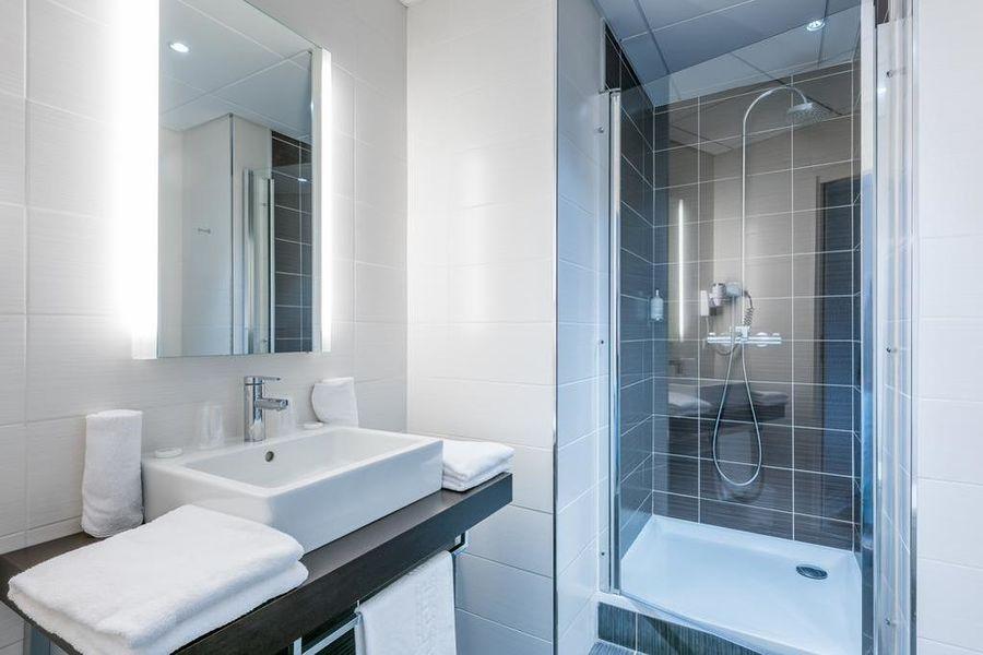 Domaine De Fompeyre *** Salle de bain