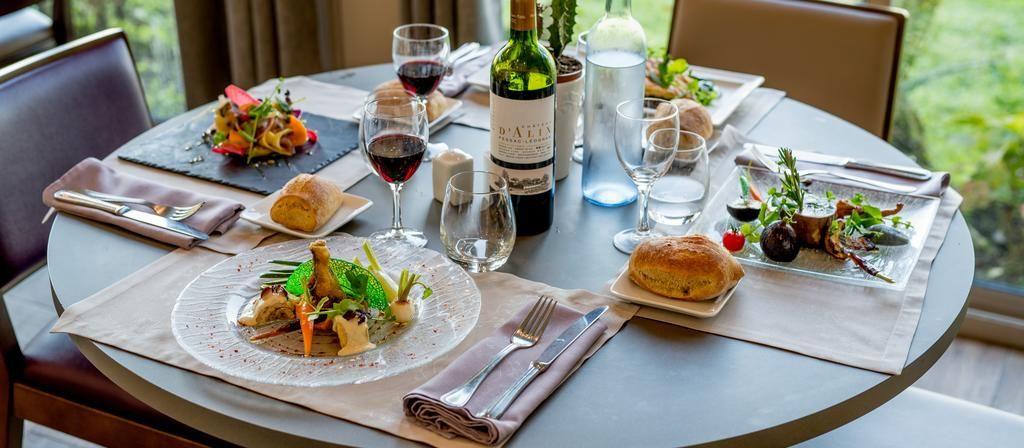 Domaine De Fompeyre *** Restaurant