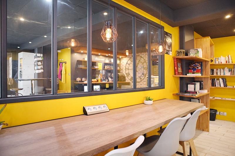 L'Usine Café & Coworking Espace Dali