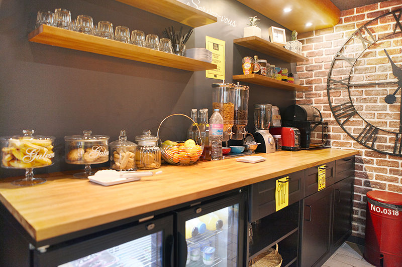 L'Usine Café & Coworking Espace café