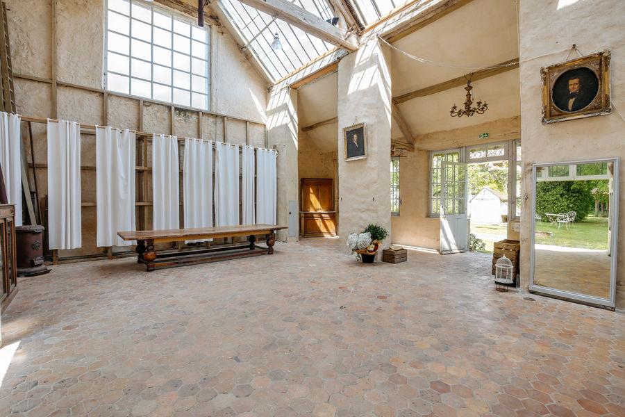 Moulin de Launoy Atelier du Peintre