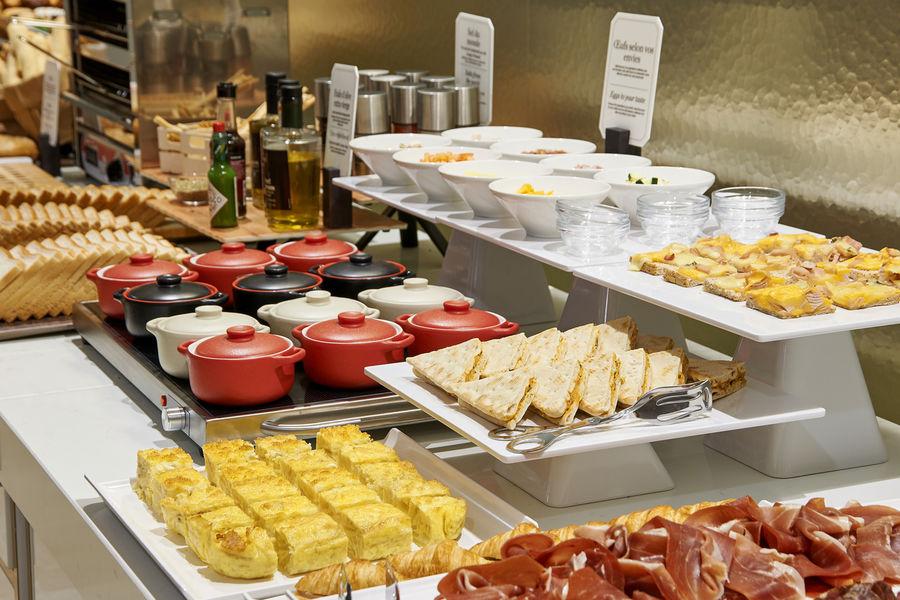 NH Collection Marseille **** Petit déjeuner