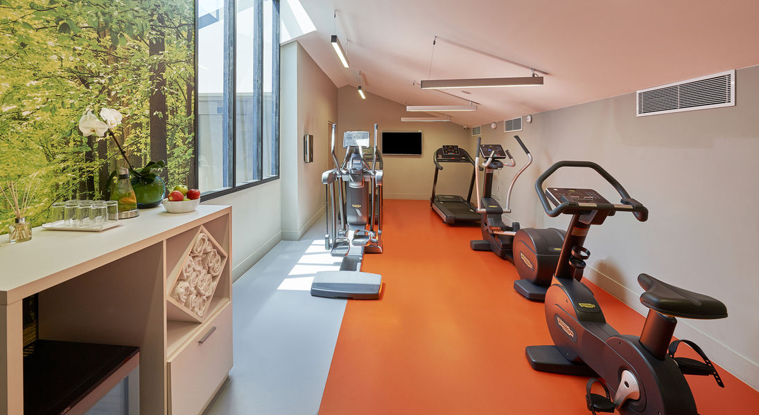 NH Collection Marseille **** Salle de fitness