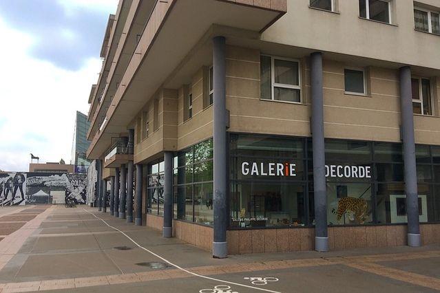 Galerie DECORDE GALERIE DECORDE - EXTERIEUR JOUR