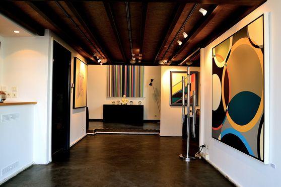 Galerie DECORDE - EXPOSITION FRANCIS BARAT
