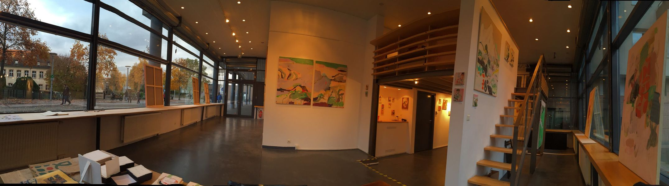 Galerie DECORDE GALERIE DECORDE - PANORAMIQUE