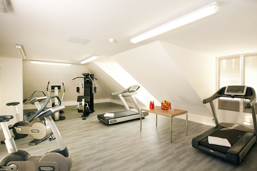 Residhome Roissy Park **** Salle de fitness