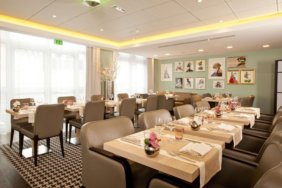 Residhome Roissy Park **** Restaurant Le Park