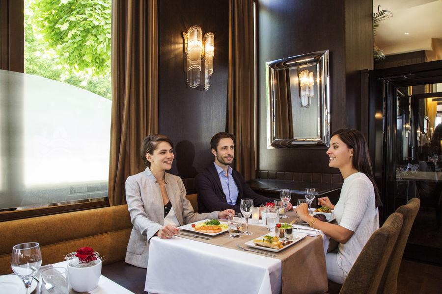 Relais Spa Chessy Val d'Europe **** Ô Relais Restaurant