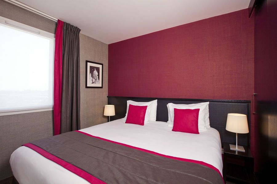 Residhome Val d'Europe ****  Chambre