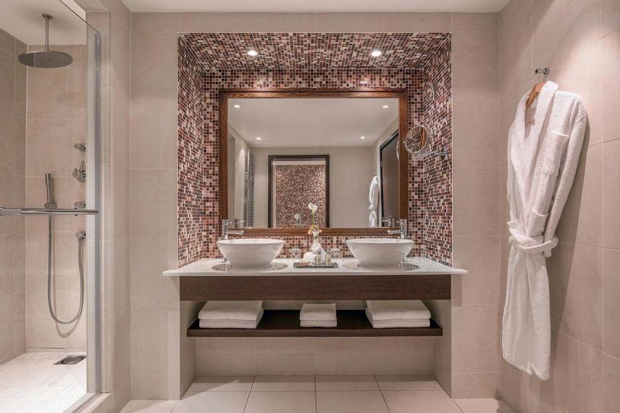 Hilton Evian-Les-Bains Salle de bain