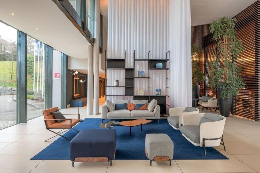 Hilton Evian-Les-Bains Accueil