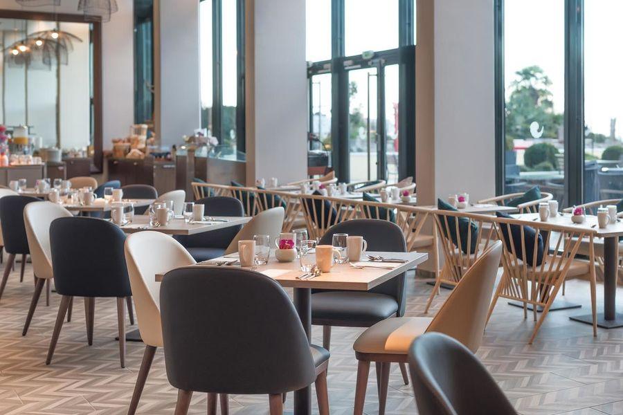 Hilton Evian-Les-Bains Restaurant