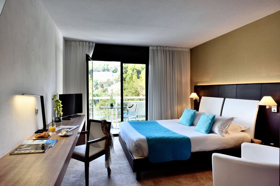 Beachcomber French Riviera **** Chambre supérieur