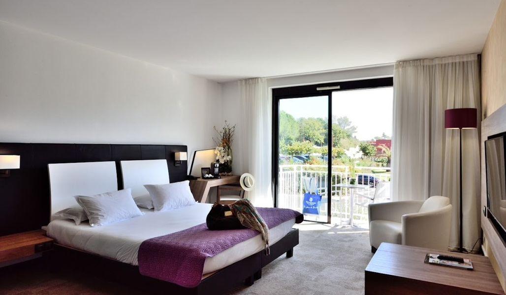 Beachcomber French Riviera **** Chambre executive