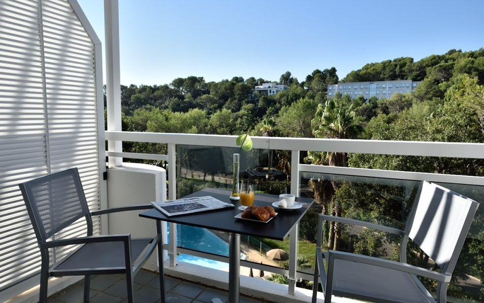 Beachcomber French Riviera **** Balcons