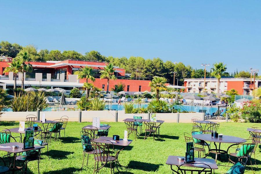 Beachcomber French Riviera **** Jardins