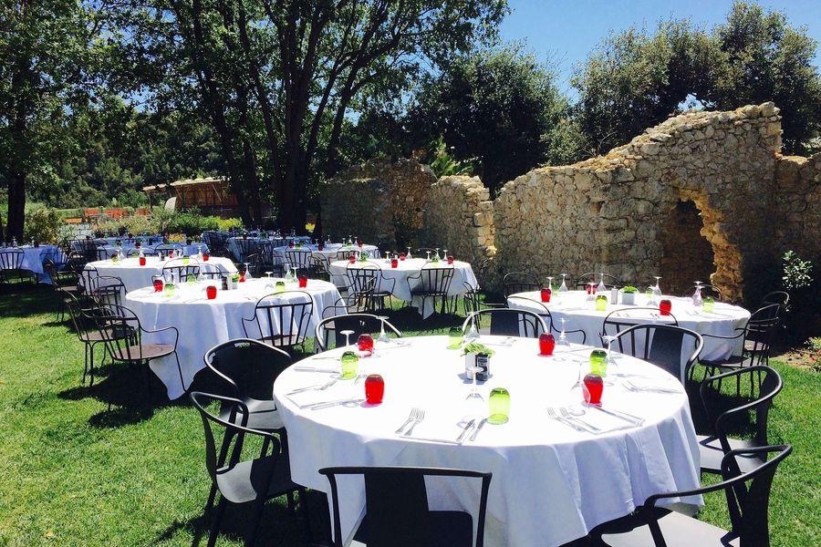 Beachcomber French Riviera **** Déjeuner banquet dans nos jardins