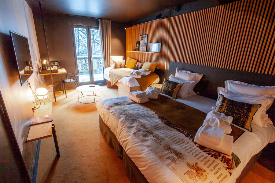 La Folie Douce Hotels Chamonix - Mont-Blanc 11