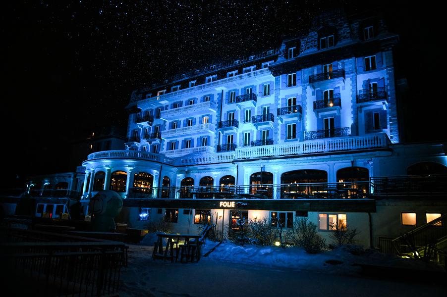 La Folie Douce Hotels Chamonix - Mont-Blanc 12