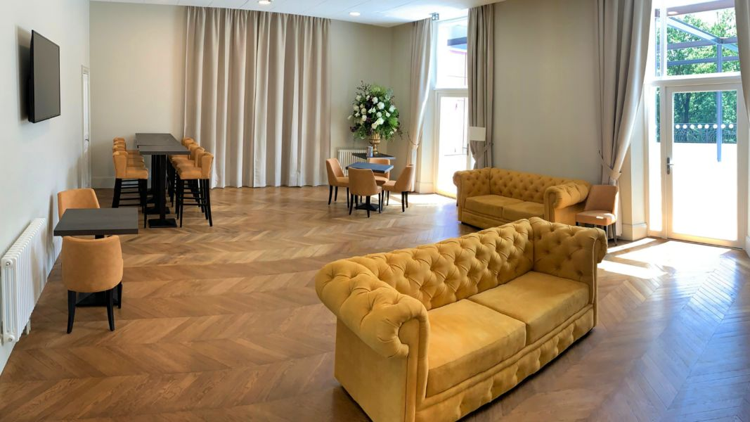 Domaine de Montigny Grand Salon