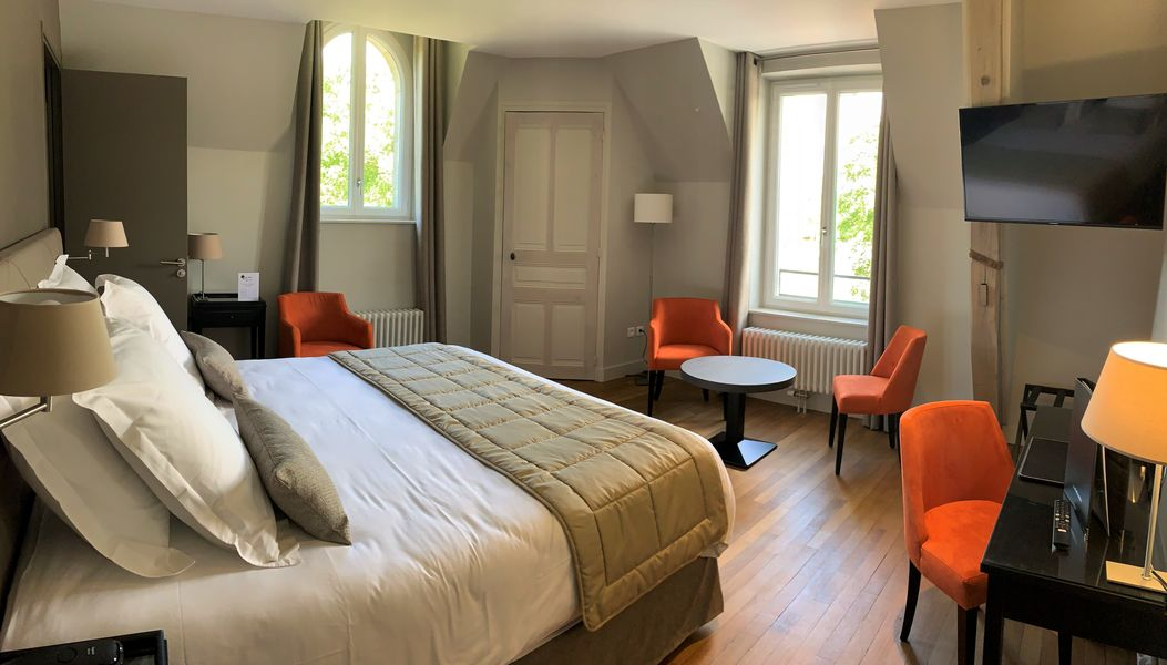 Domaine de Montigny Chambres