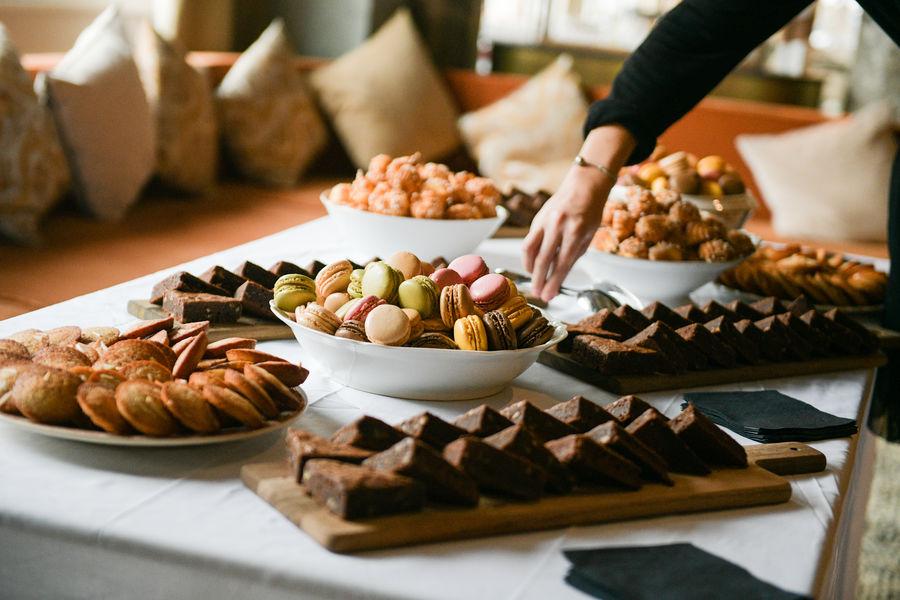 La Folie Douce Hotels Chamonix - Mont-Blanc Des pauses gourmandes