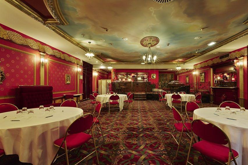 Casino Plombieres Les Bains Seminaire Soiree