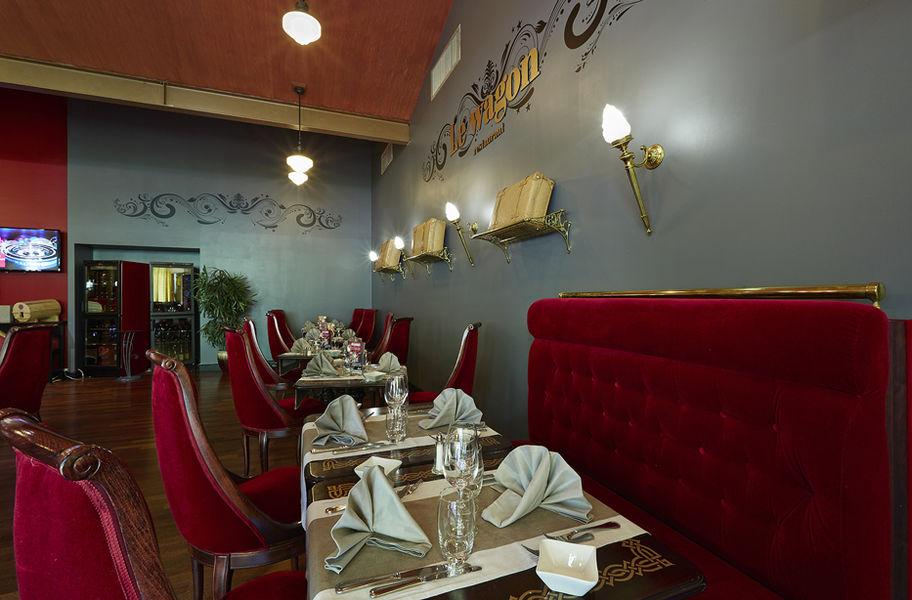 Casino - Plombières les Bains Restaurant Le Wagon - Sur le quai
