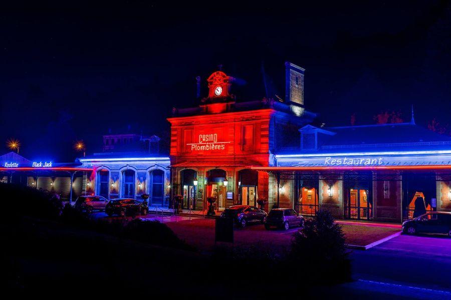 Casino - Plombières les Bains Casino de Plombières les Bains - Lieu de la fête et du divertissement