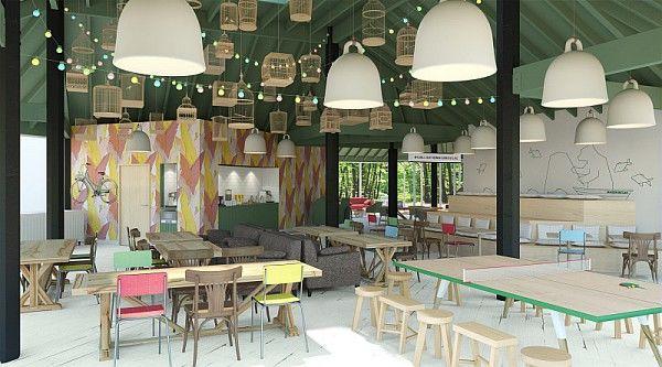 Les Bois-Francs - Center Parcs Accueil petit déjeuner