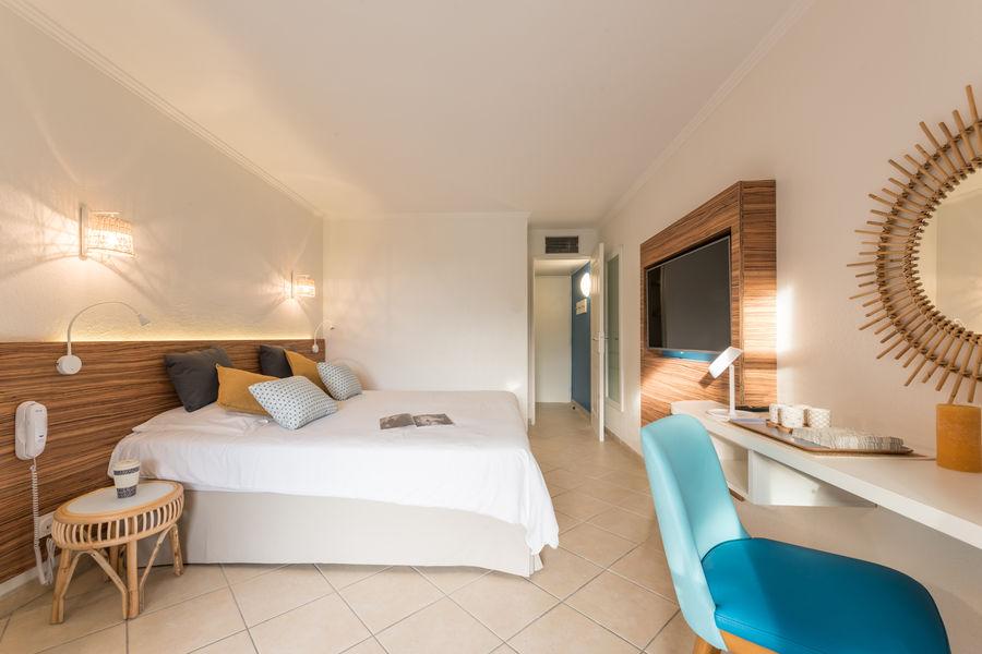 Cap Esterel - Pierre & Vacances Chambre rénovée