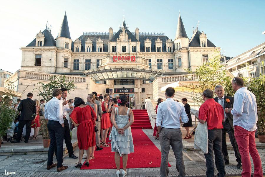 Casino d'Arcachon Cocktail extérieur