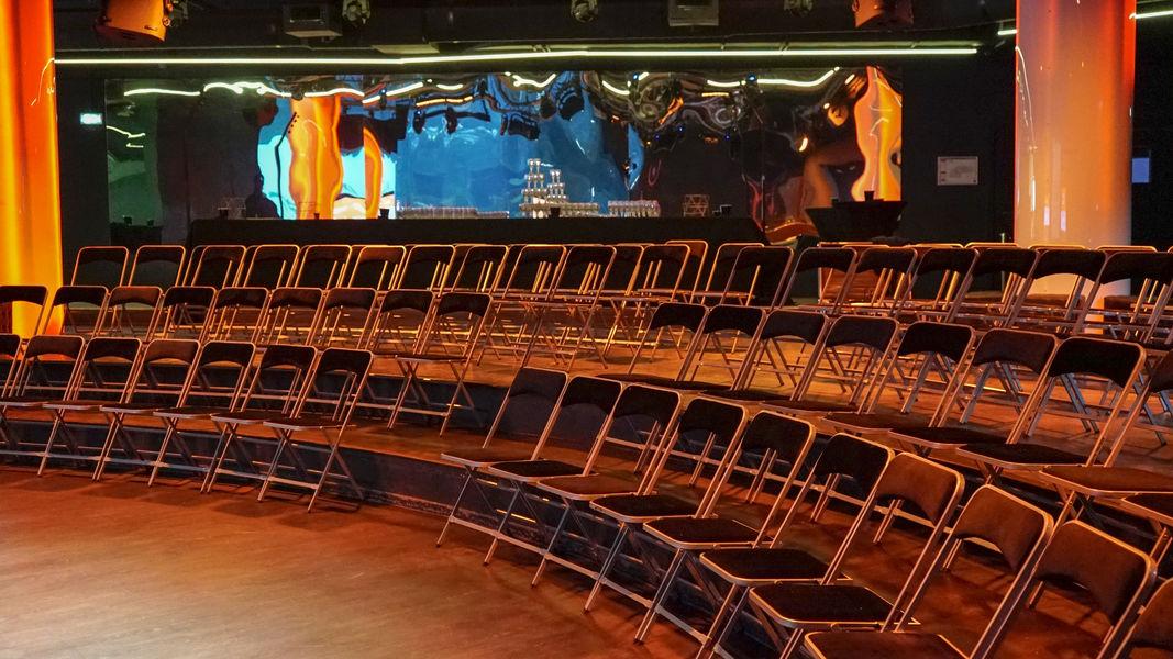 Aquarium de Paris  Lounge conférence