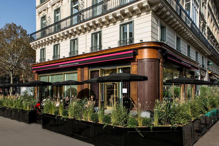 Fauchon L'Hôtel Paris Grand Café Fauchon Terrasse