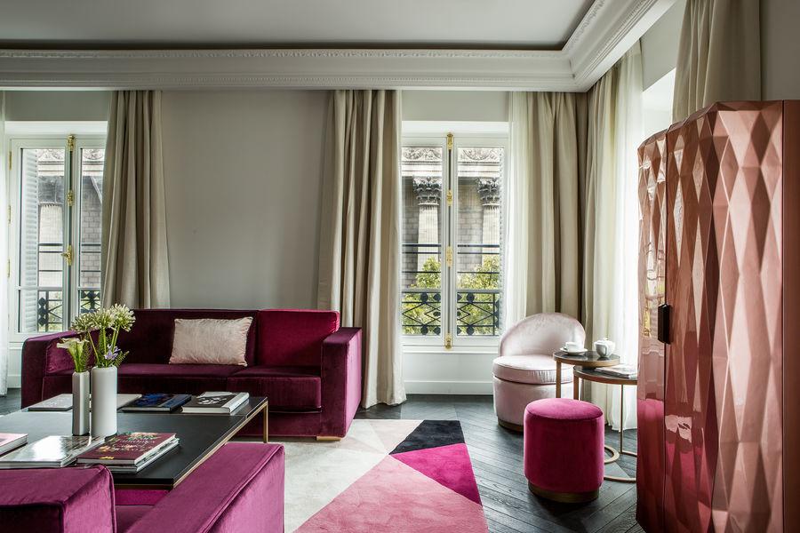 Fauchon L'Hôtel Paris Suite Prestige