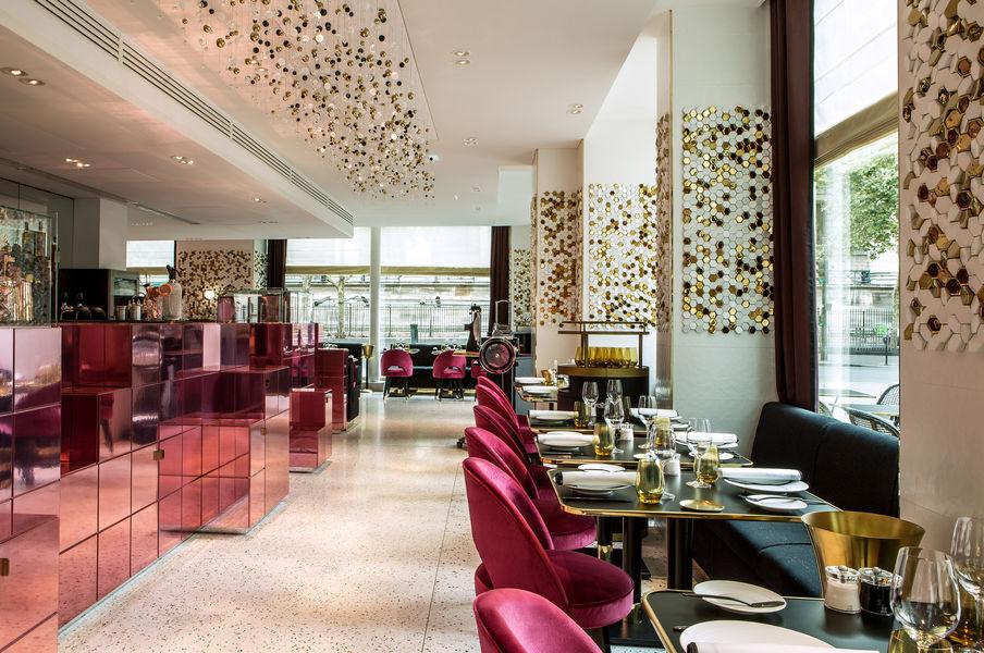 Fauchon L'Hôtel Paris Grand Café Fauchon