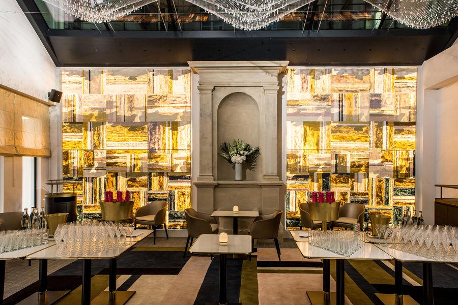 Fauchon L'Hôtel Paris Jardin des Thés cocktail