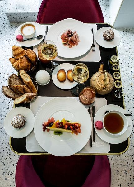 Fauchon L'Hôtel Paris Petit Déjeuner Fauchon